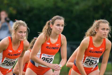 Illinois women's cross-country to begin season this weekend without Schneider