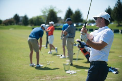 Men's Golf dreaming of national title ahead of spring season