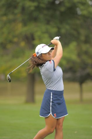 From California to Illinois: Freshmen golfers bring new energy to team