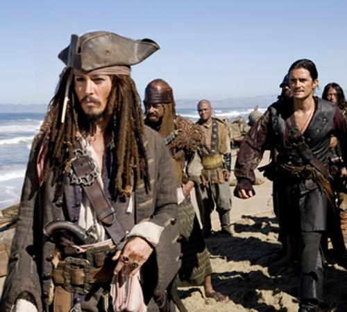 "FILM REVIEW: ""Pirates"" Lost At Sea"