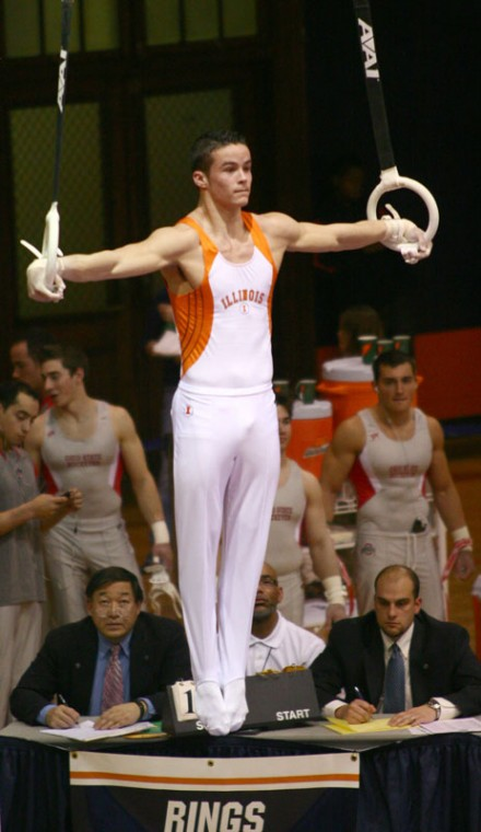 Two former Illini vying for Olympic spot