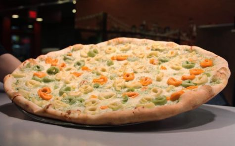Dish of the Week: Antonio's Pesto Tortellini Pizza