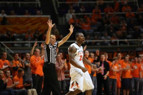 Illinois men's basketball opens season against Alabama State