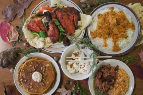 Community members share diverse take on traditional Thanksgiving meal