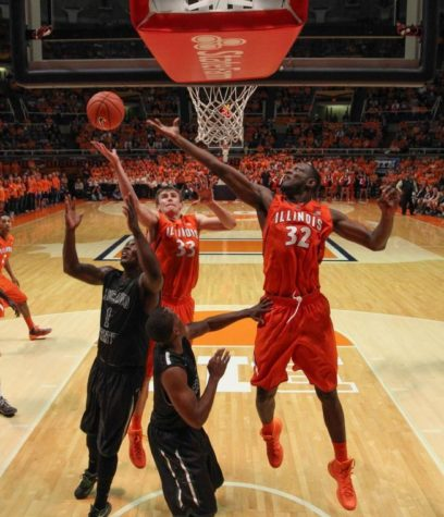 Illinois men's basketball hits the road vs. UNLV