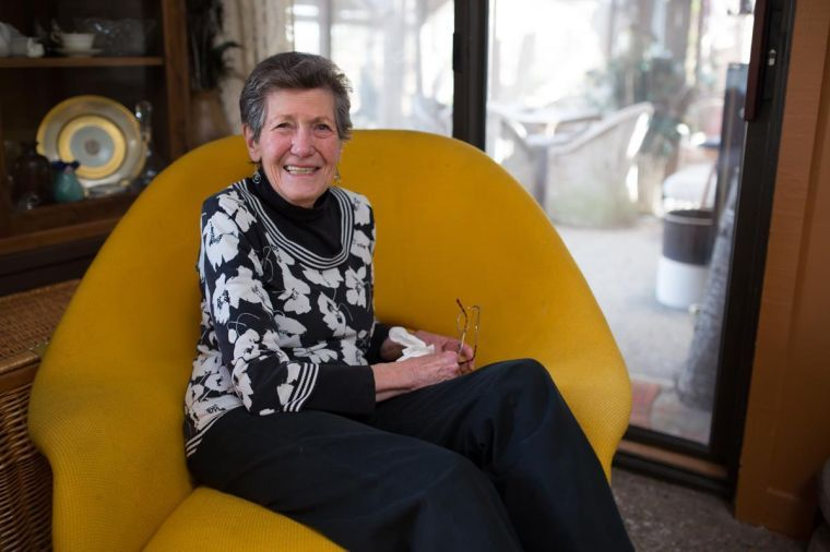 'Chex Mix Lady' Loretta Dessen provides welcoming atmosphere, lives active lifestyle