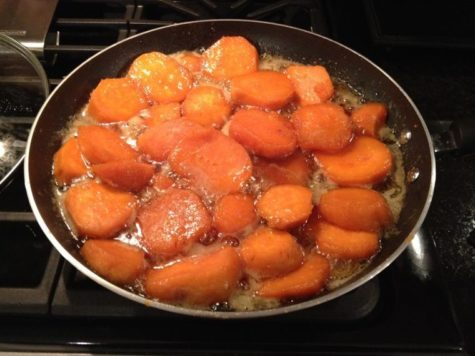 Dish of the Week: Candied Sweet Potatoes