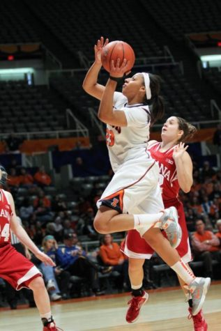 Smith returns for Illini women's basketball in Cancun
