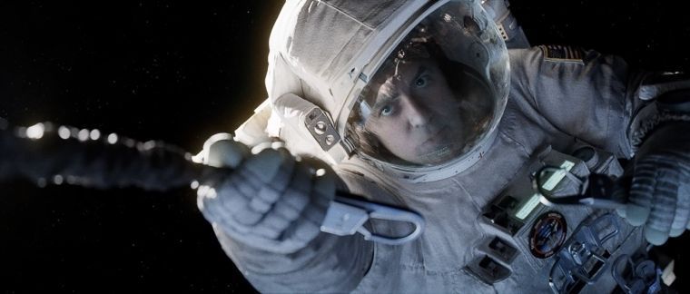George+Clooney+stars+in+%22Gravity.%22%C2%A0