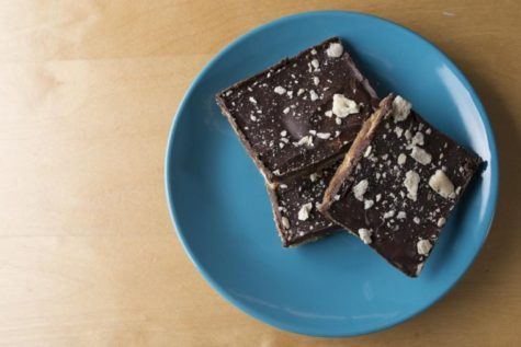 Dish of the Week: Four-ingredient Saltine Toffee Crisps