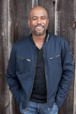 Grammy-winning musician Darius Rucker headlines at State Farm Center