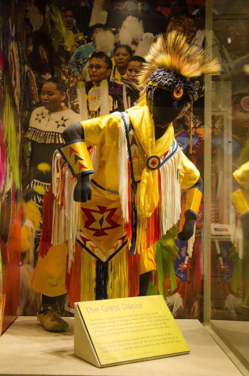The Gallery of American Indian Culture at the Spurlock Museum.