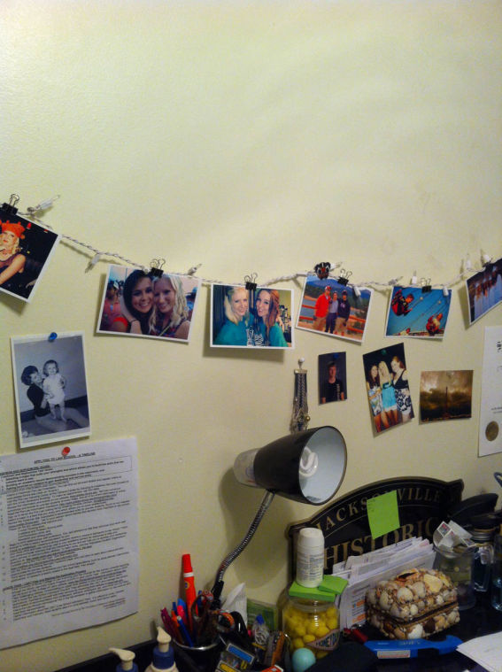 Six ways to make your dorm room or apartment feel more like home