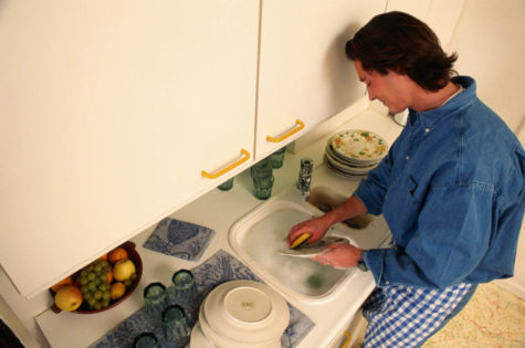 Five ways to divide up roommate chores