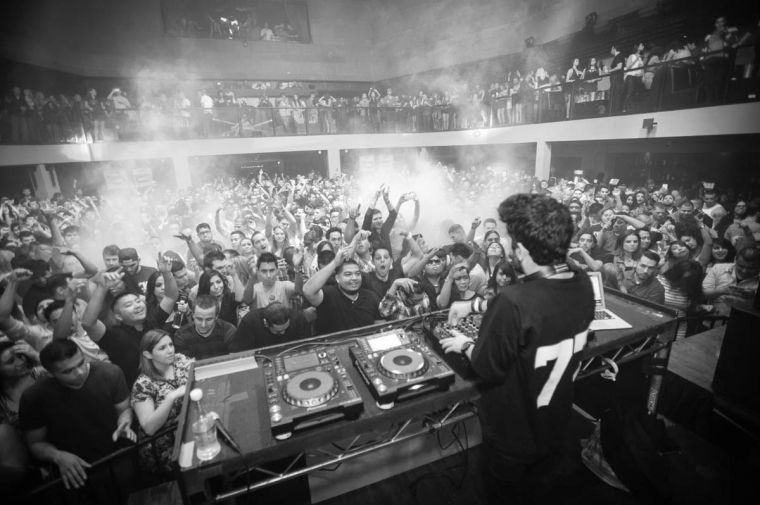 Felix Cartal to drop the bass at Canopy Club : canopy urbana - memphite.com