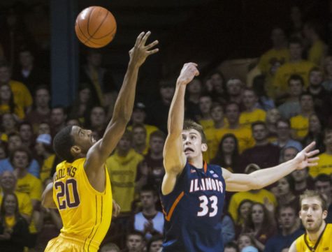 Nunn, Egwu propel Illinois to road victory over Minnesota