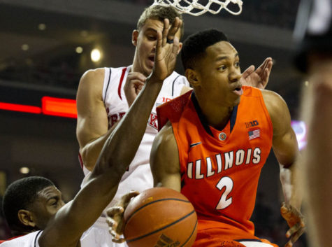 Illinois lack energy, toughness in loss to Nebraska