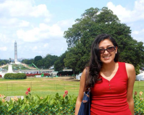 Tanaya Bhardwaj, sophomore in Business, currently works at the NASA Johnson Space Center Pathways Co-Op in Houston, Texas.