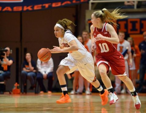 Illini women's basketball loses to Indiana