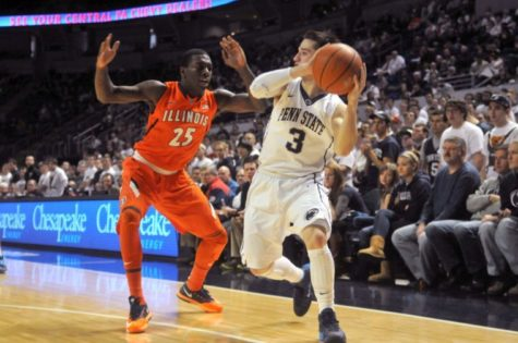 Illinois men's basketball freshmen stepping up