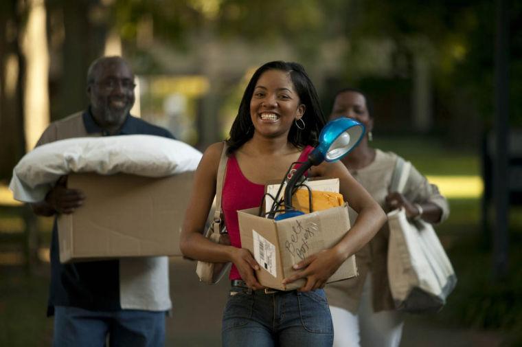 Top-5 college dorm room necessities