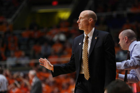 Matta tells Groce: 'Stay the course'