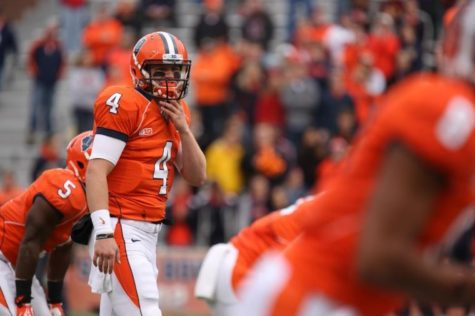 O'Toole not to be overlooked in Illini quarterback battle