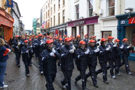 Marching Illini to tour through Ireland