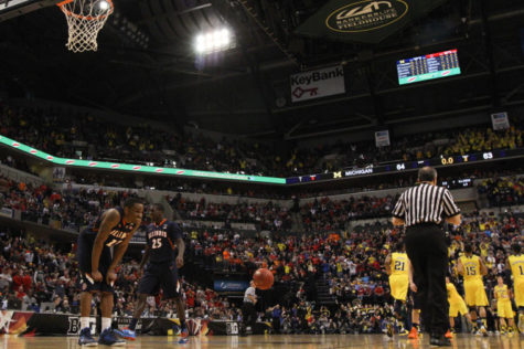 Abrams, Illini fall short against Michigan in Big Ten Tournament