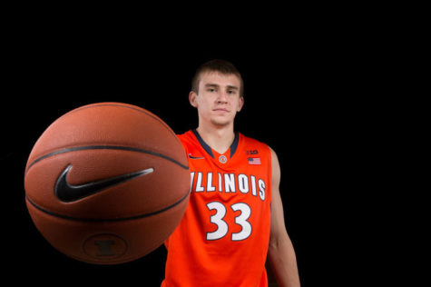 Jon Ekey leaves a permanent mark on Illinois