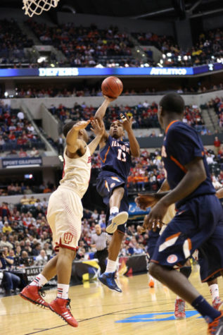 Tracy Abrams spurs Illinois basketball past Indiana