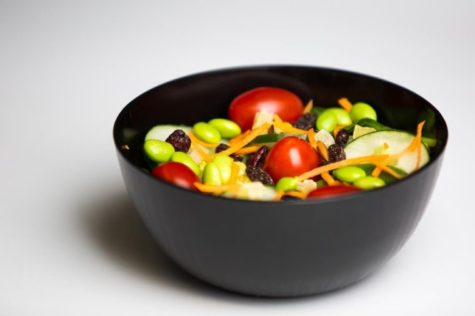 Dish of the Week: Colorful edamame salad