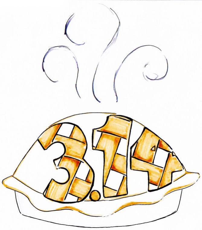 Celebrating Pi with Pie