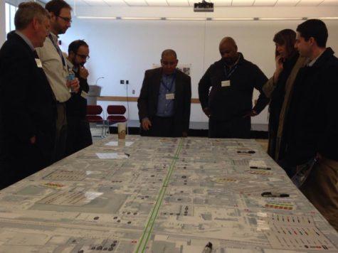 Green Street Renovation Project receives public input