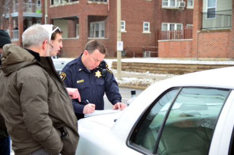 Local law enforcement agencies combine efforts, add extra officers