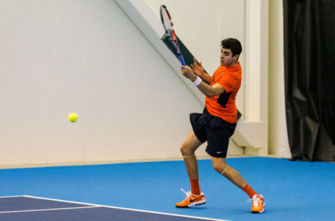 Illinois men's tennis heads back to NCAA Tournament