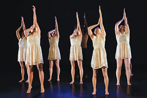 University dance students to perform in StudioDance II Concert on Thursday