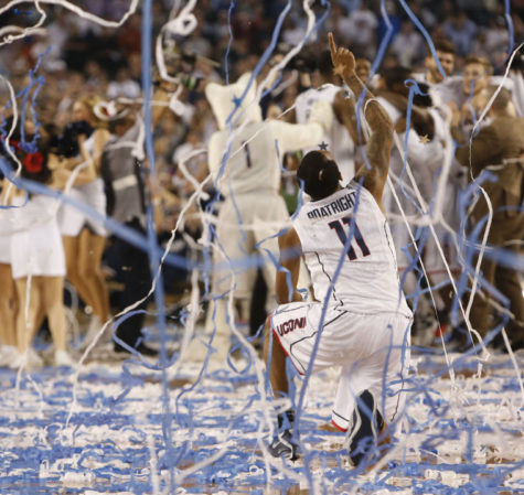 UConn topps Kentucky 60-54 to win its 4th NCAA national championship