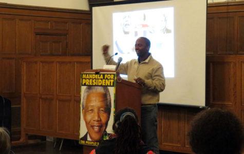 Celebrating South African freedom at Krannert Center