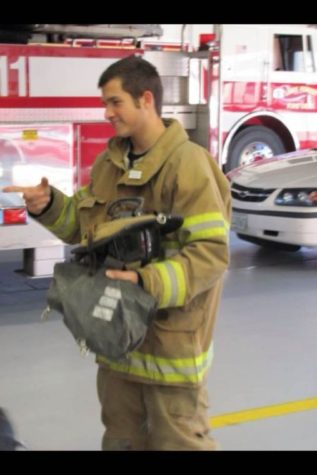 From firefighter to fraternity member, Tony Gallo perfects college balance