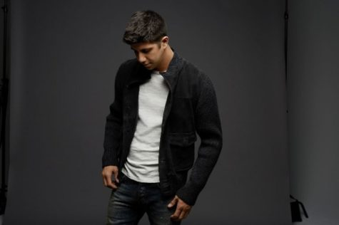 SoMo, or Joseph Somers-Morales, will perform at 9 p.m. at The Canopy Club on Tuesday.