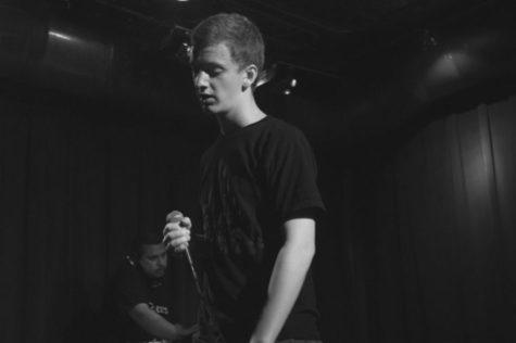 University freshman Frank Leone prepares to release new rap album