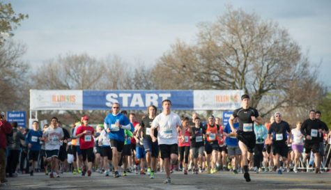 Illinois Marathon hoping to meet, exceed last year's entrant numbers