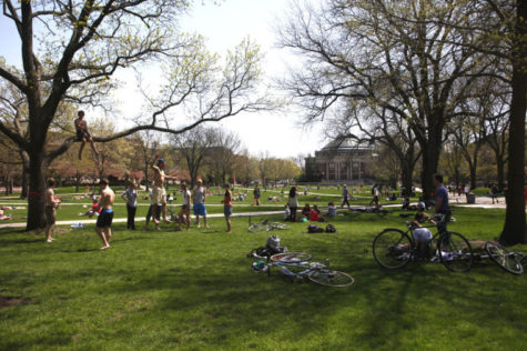 Six hotspots on campus to make new friends and have a good time