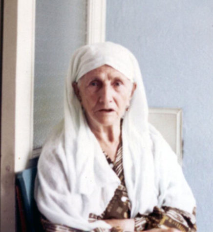 Esma — great grandmother of Sebnem Ozkan, outreach coordinator at the European Union Center — was a Turkish woman who was forced to flee Greece with her five children.