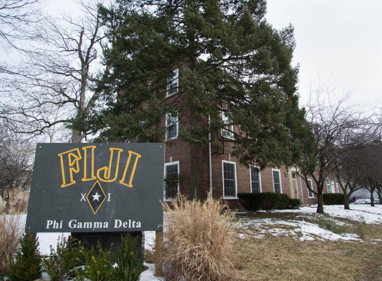 The new sorority on campus, Phi Sigma Sigma, will be moving into the FIJI house in Fall 2014.