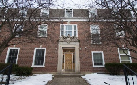 The new sorority on campus, Phi Sigma Sigma, will be moving into the FIJI house in Fall 2013.
