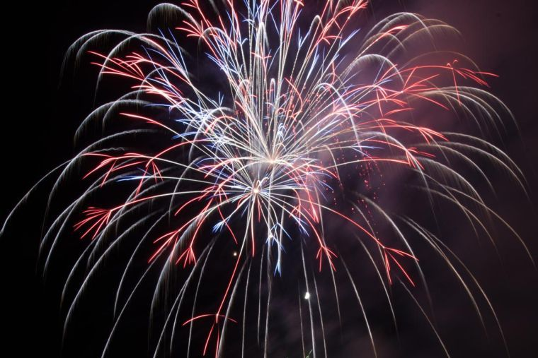 As+students+on+campus+and+Champaign+residents+celebrated+the+Fourth+of+July%2C+Champaign+County+hosted+its+65th+Annual+Champaign+County+Freedom+Celebration+on+Friday.