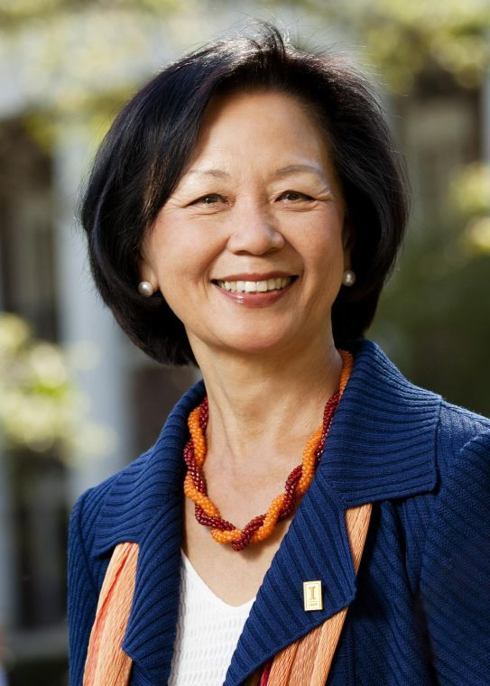 Phyllis M. Wise, University of Illinois vice president and chancellor, Urbana-Champaign campus