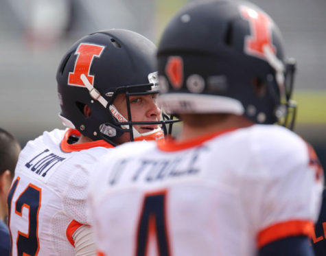 Wes Lunt named starting quarterback for Illini